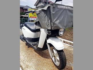 日野市南平で無料で引き取り処分と廃車をした原付バイクのベンリィ110
