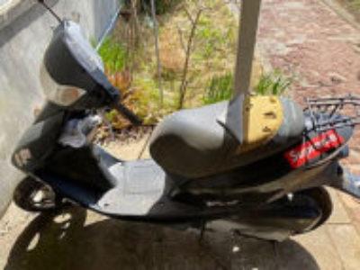 市川市柏井町で原付バイクのDio/AF62を無料引き取り処分と廃車