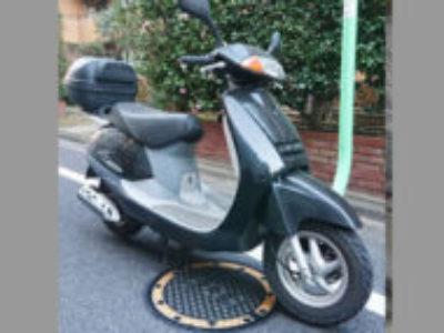 世田谷区船橋で原付バイクのリード50を無料引き取りと処分