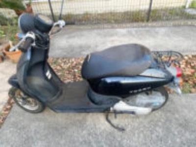 取手市井野で原付バイクのトゥデイ FIを無料引き取りと処分