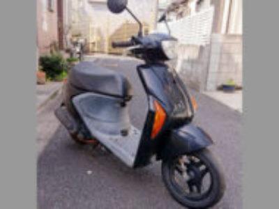 世田谷区松原で原付バイクのレッツ5を無料引き取り処分と廃車