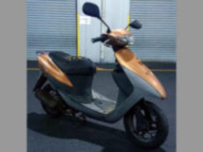 浦安市千鳥で原付バイクのレッツ2 コンビブレーキを無料引き取り処分と廃車