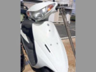 狭山市狭山台で原付バイクのアドレスV50を無料で引き取り処分