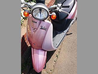 所沢市下富で無料で引き取り処分と廃車をした原付バイクのトゥデイ