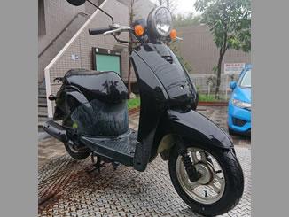 朝霞市膝折町で無料で引き取り処分と廃車をした原付バイクの初代トゥデイ