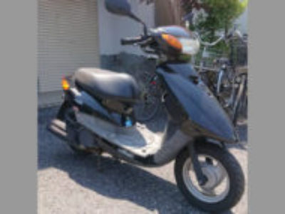 さいたま市緑区松木で原付バイクのJOG FIを無料引き取り処分と廃車