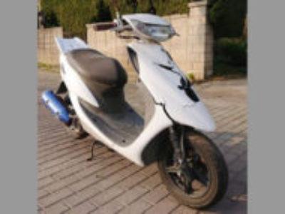 取手市椚木で原付バイクのJOG ZRを無料引き取りと処分