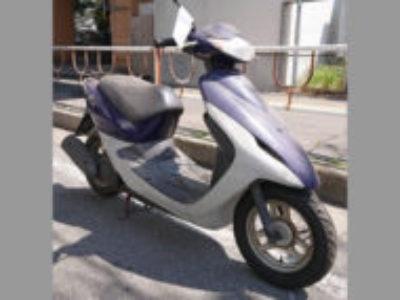 千葉市美浜区磯辺で原付バイクのスマートDioを無料引き取りと処分