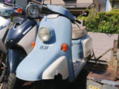 八千代市で原付バイクのジュリオを無料で引き取り処分