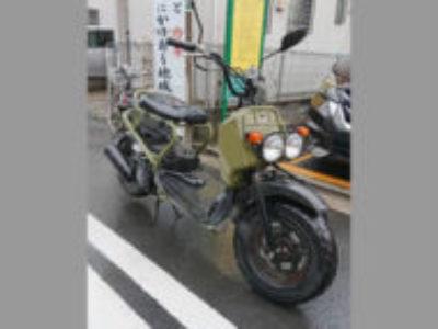 岸谷(横浜市鶴見区)で原付バイクのズーマーを無料引き取り処分と廃車