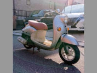 千葉市花見川区畑町で原付バイクのビーノ DXを無料引き取り処分と廃車