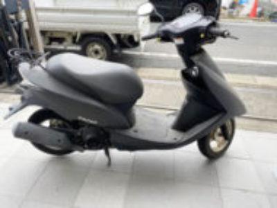 足立区西新井で原付バイクのDio FIを無料で引き取り処分