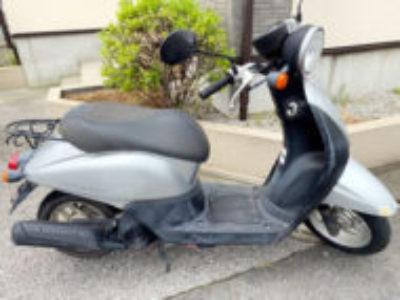 川口市北原台で原付バイクのトゥデイ FIを無料引き取り処分と廃車