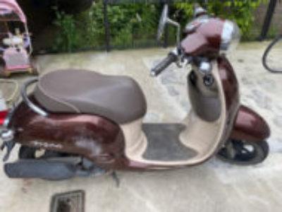 さいたま市緑区東浦和で原付バイクのジョルノ FIを無料引き取りと処分