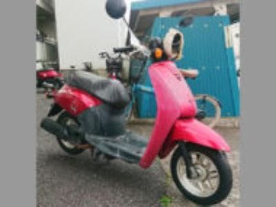 足立区中央本町で原付バイクのトゥデイを無料で引き取り処分