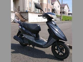藤沢市遠藤で無料で引き取り処分と廃車をした原付バイクのJOG ZR