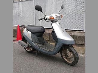 川崎市宮前区野川本町で無料で引き取り処分と廃車をした原付バイクのアプリオ
