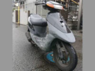 昭島市朝日町で原付バイクのスズキ レッツ2 DXを引き取り処分と廃車