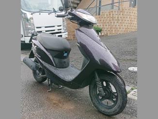 八王子市山田町で無料で引き取りと廃車をした原付バイクのホンダ DIO FI