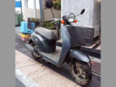 戸田市下戸田で原付バイクのホンダ トゥデイを無料で引き取り処分
