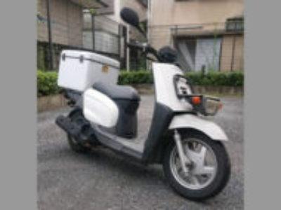 新座市栄で原付バイクのヤマハ ギアを無料引き取り処分と廃車