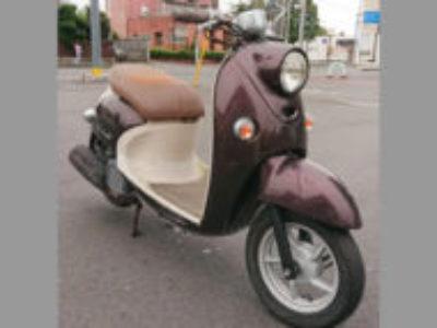水戸市東原で原付バイクのヤマハ ビーノFI DXを無料引き取り処分と廃車
