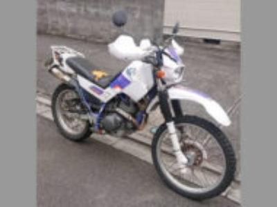 市川市田尻で225ccバイクのヤマハ セロー225Wを無料で引き取り処分