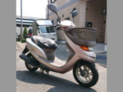 あきる野市伊奈で原付バイクのホンダ Dioチェスタを無料引き取りと処分