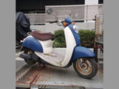 船橋市本町で原付バイクのホンダ クレアスクーピーを無料引き取り処分と廃車