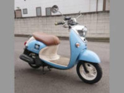 船橋市上山町で原付バイクのヤマハ ビーノ4サイクルを無料引き取りと処分