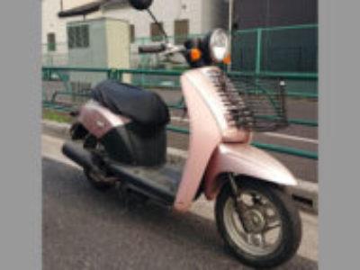 足立区扇1丁目の原付バイク ホンダ トゥデイを無料引き取りと処分