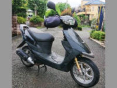 八王子市緑町で原付バイクのスズキ ZZを無料引き取りと処分