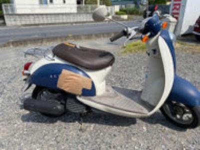 八潮市鶴ヶ曽根で原付バイクのクレアスクーピーを無料引き取り処分と廃車