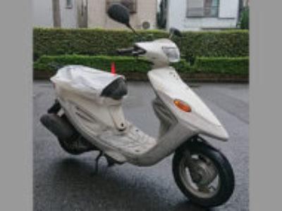 板橋区小茂根で原付バイクのヤマハ BJを無料引き取りと処分