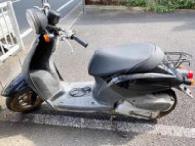 三郷市戸ヶ崎2丁目で原付バイクのホンダ トゥデイを無料で引き取り処分