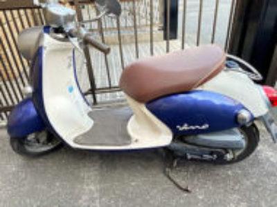 所沢市金山町で原付バイクのヤマハ ビーノを無料で引き取り処分