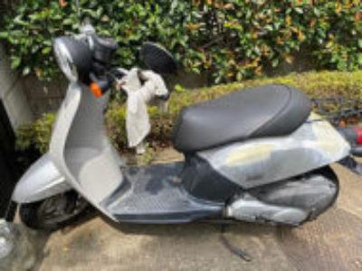 府中市府中町で原付バイクのホンダ トゥデイを無料引き取り処分と廃車