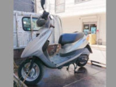 川口市並木で原付バイクのヤマハ JOG FIを無料で引き取り処分