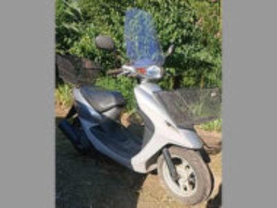 川口市西立野で原付バイクのホンダ スマートDioを無料で引き取り処分
