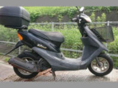 小田原市国府津で原付バイクのホンダ ライブDio Sを無料引き取り処分と廃車