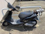 川崎市中原区下小田中で原付バイクのホンダ Dio4ストを無料引き取りと処分