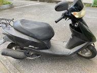 江戸川区中葛西7丁目で原付バイクのホンダ Dio4ストを無料引き取りと処分