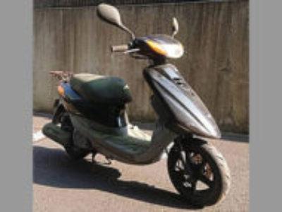 藤沢市高倉で原付バイクのヤマハ JOG DXを無料引き取り処分と廃車