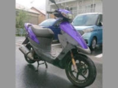 横浜市戸塚区戸塚町で原付バイクのスズキ ZZを無料引き取り処分と廃車