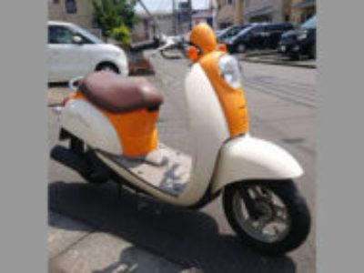 秦野市曽屋で原付バイクのクレアスクーピーを無料で引き取り処分