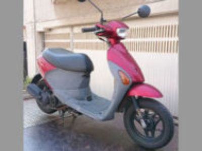 さいたま市浦和区岸町2丁目で原付バイクのレッツ4を無料で引き取り処分