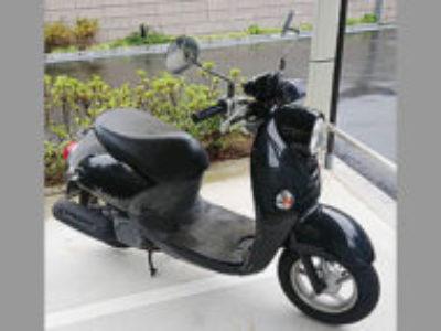 町田市南町田5丁目で原付バイクのヤマハ ビーノ4ストを無料引き取り処分と廃車