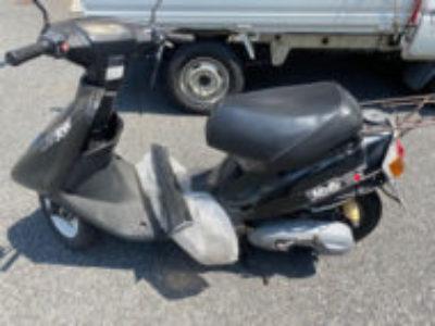 川口市前川で原付バイクのヤマハ JOG Artistic Specを無料引き取り処分と廃車