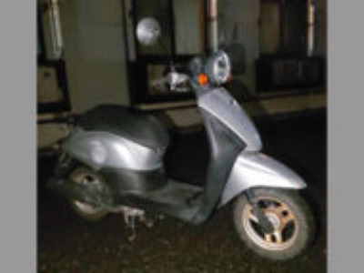 加須市花崎北で原付バイクのホンダ トゥデイ FIを無料引き取りと処分