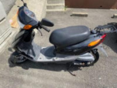 横浜市青葉区恩田町で原付バイクのヤマハ JOG FIを無料引き取りと処分